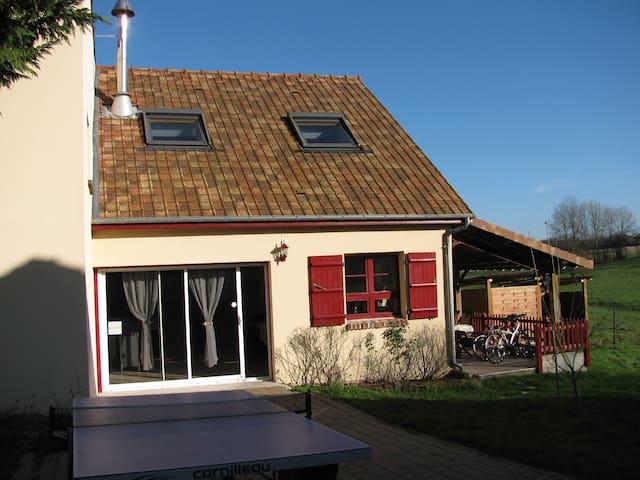 La Bergerie du Festel - Oneux - Casa