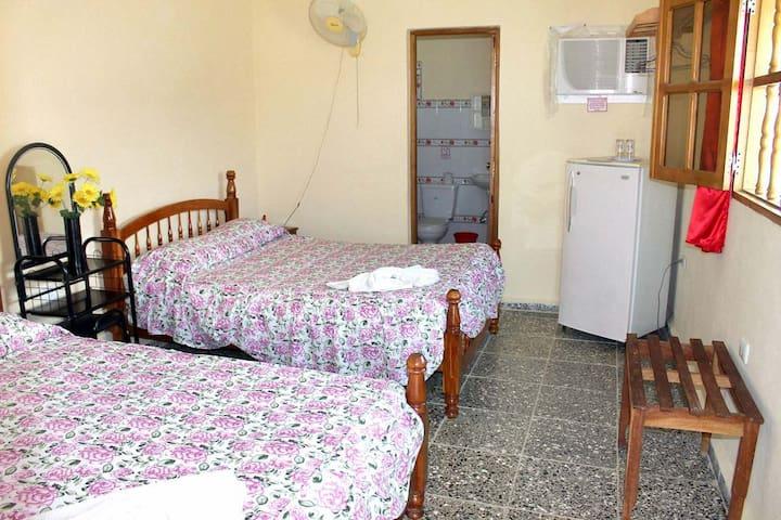 Hostal Azalea y Alfredo (Room 1)