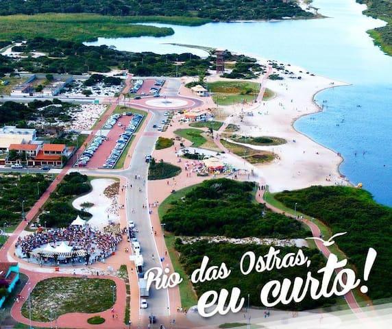 Apto Completo - Vem curtir Rio das Ostras RJ