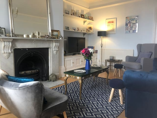 Charming and spacious flat in beautiful Greenwich