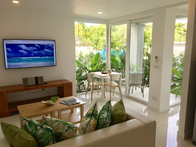 Samui Sunrise 41B Apartment with Private Garden