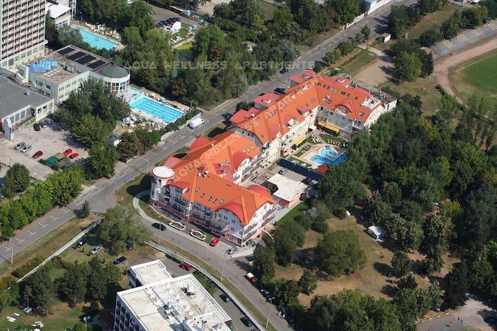 Aqua Wellness Apartments