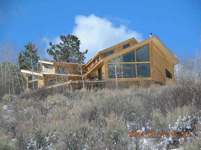 A Private Piece of Paradise with Teton views - Tetonia - House