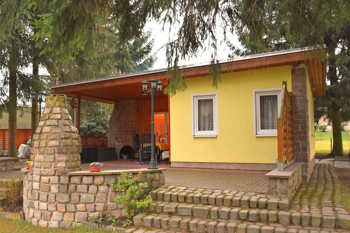 Vintage Holiday Home in Trieb with Terrace