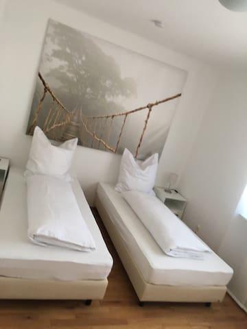 Ausgezeichnetes Zimmer - Dietzenbach - Apartment