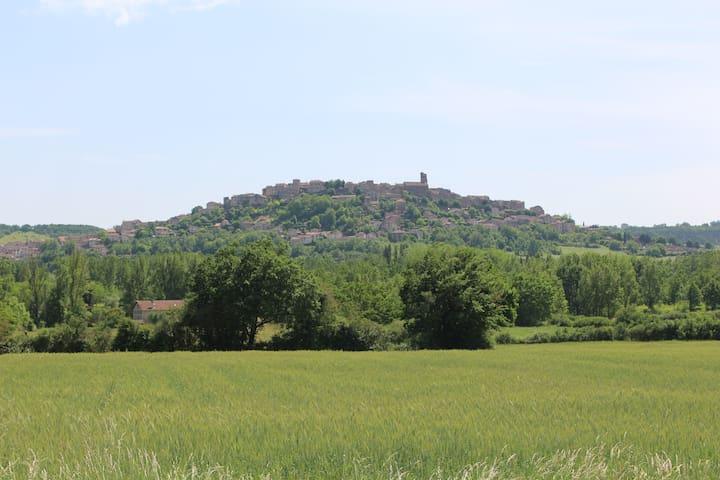 Maison à la campagne au pied de Cordes-Sur-Ciel