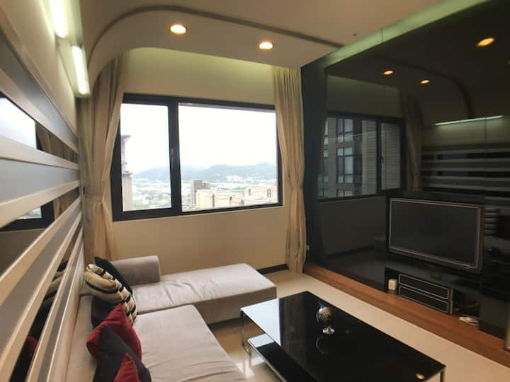 Hot Spring apartment in New Taipei City 新北慢活渡假屋