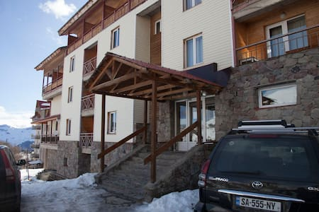 Cozy apartment in heart of Gudauri - Apartment