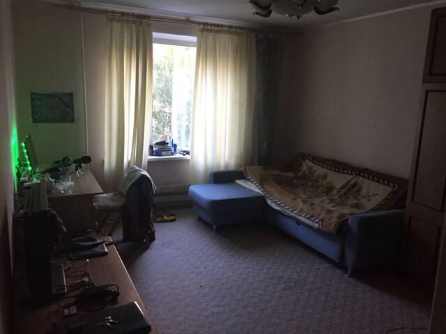 квартира в спальном районе Москвы