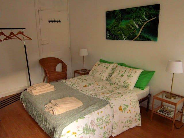 City Center Luminous Room! - Lisboa - Apartment