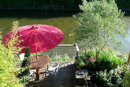 Gîte de charme sur la ria du Jaudy - La Roche-Derrien - Natur-Lodge