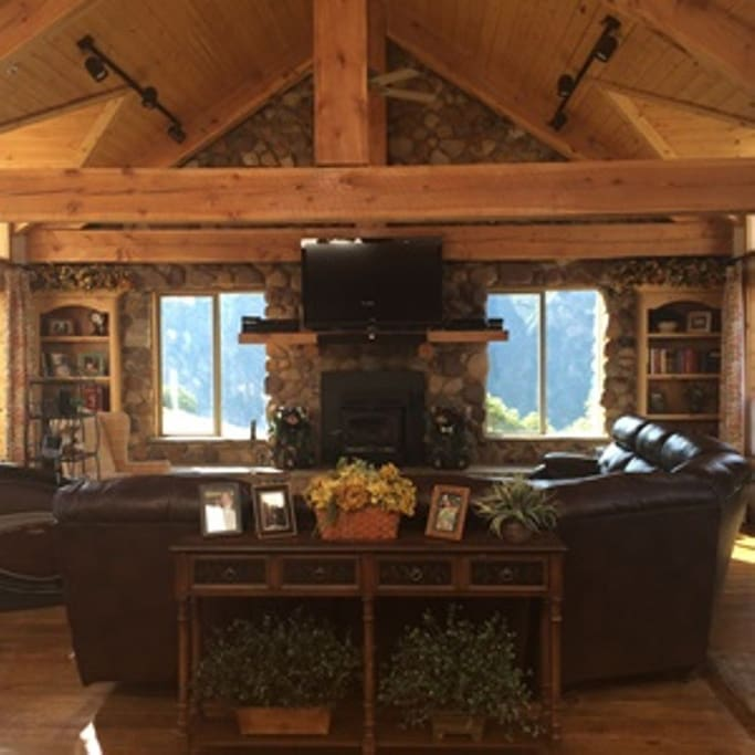Large Main Level Living Room