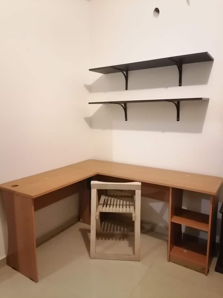 Habitación privada con baño completo en Vallarta