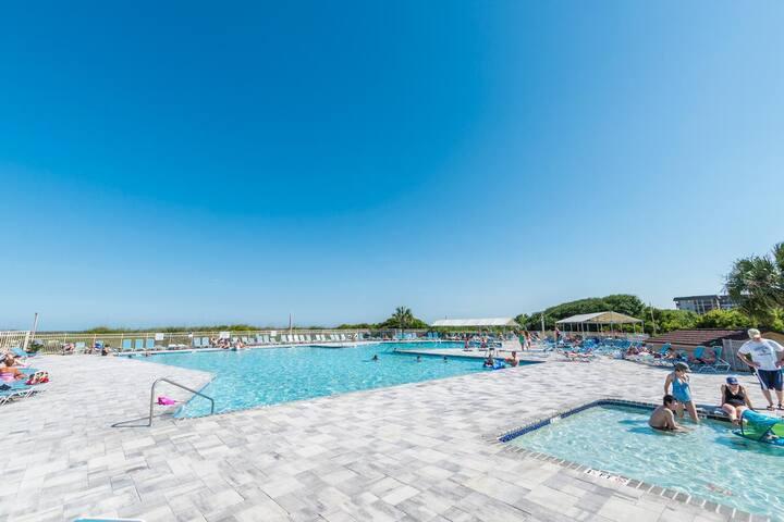 Island Beach & Tennis Resort - Hilton Head Island - Apto. en complejo residencial