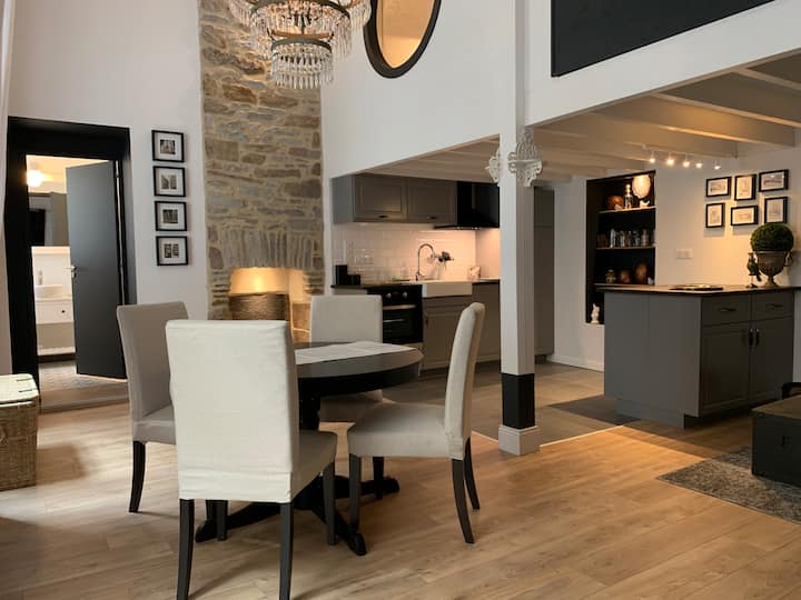 """Appartement """"Le Mouillage"""" dans Intra-Muros"""