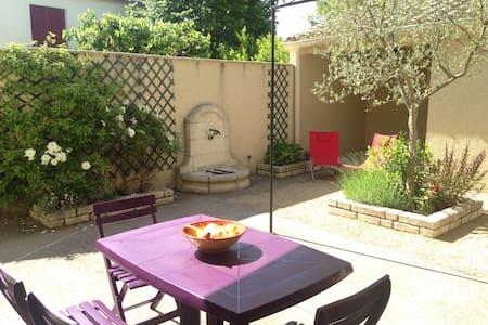 Appartement de charme dans maison, proche rivière - Saint-Denis