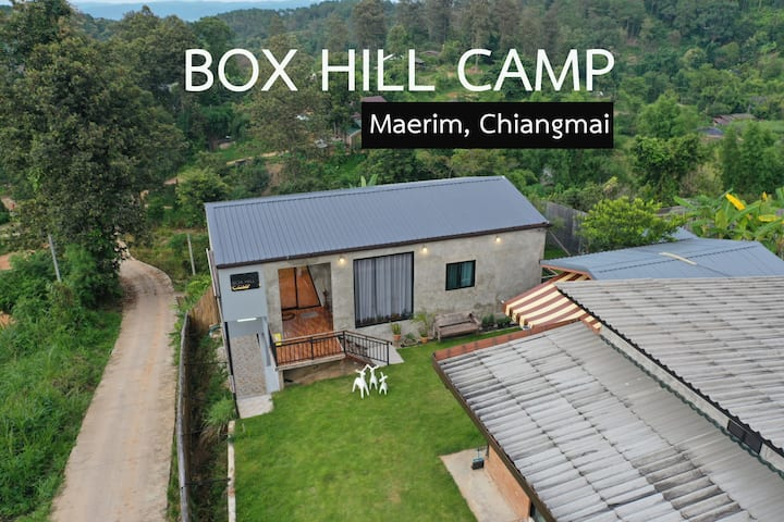 Box Hill Camp