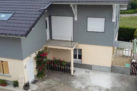 Maison meublée à Challes les eaux - Challes-les-Eaux - Casa