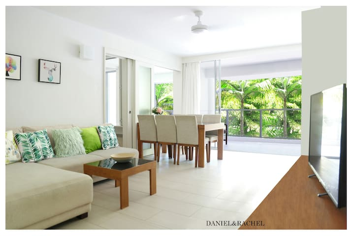Palm Cove Luxury Apartment - 2202 - Palm Cove - Daire