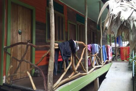 casita perfecta para relajarse - Puerto Viejo de Talamanca