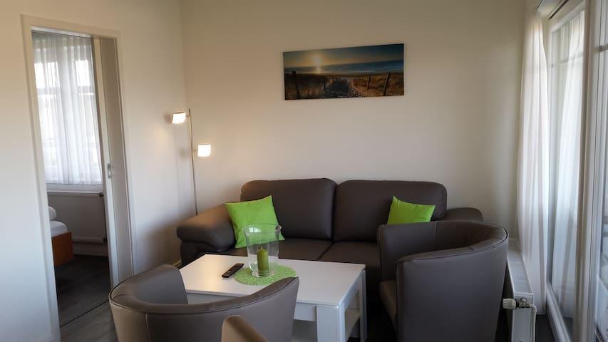 Dünenresidenz - Appartement im Herzen von Dahme - Dahme - Huoneisto