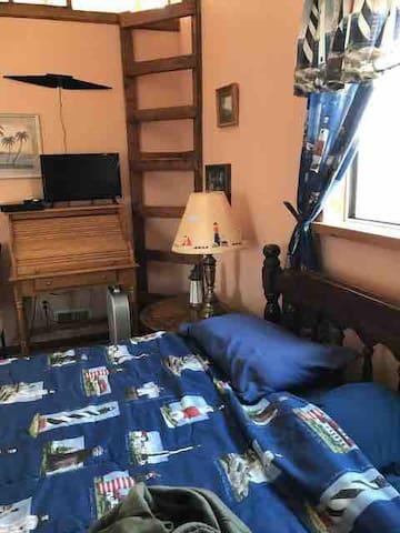 Second Floor North Bedroom