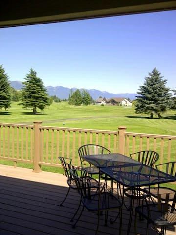 Golf Oasis - Kalispell - Huis