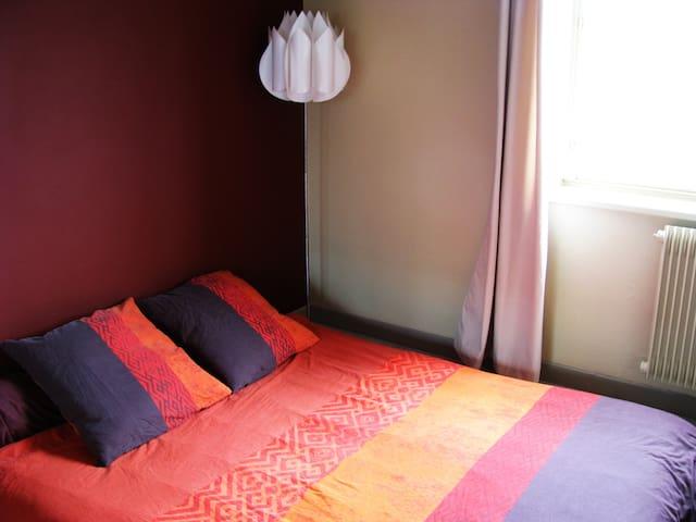 EURO 2016 Chambre privée tout près STADE BOLLAERT - Lens - Apartment