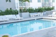 Heated Pool l