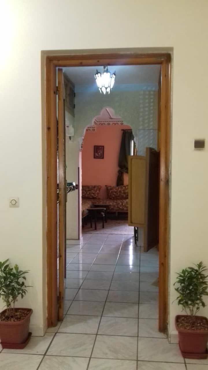 Argana house