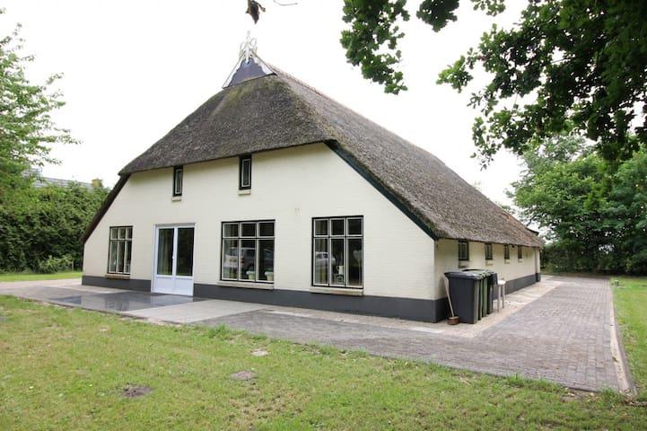 Royale Woonboerderij, Haulerwijk