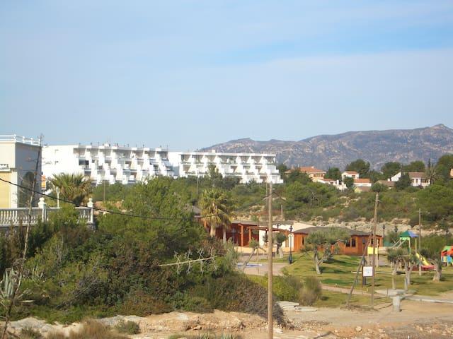 Apartamento Esmeralda en L'Ametlla de Mar