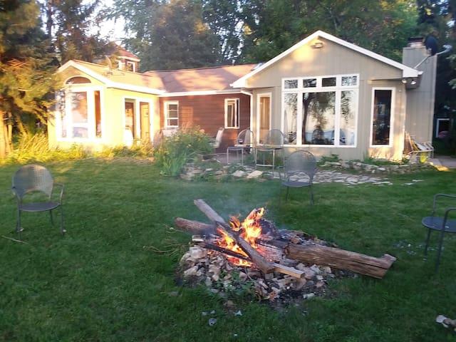Crooked Wood Cottage