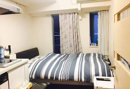 东京都中央区日本桥T-CAT东京机场巴士中心高级独立公寓近银座,出行便利、舒适豪华适合旅行入住。 - Chūō-ku - 公寓