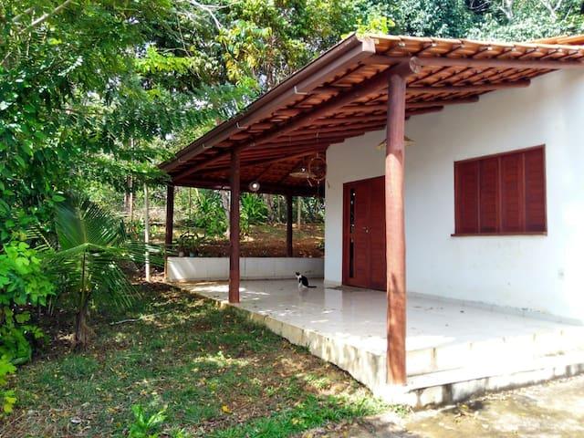 Casa Ampla em Itacaré Bahia com ar condicionado
