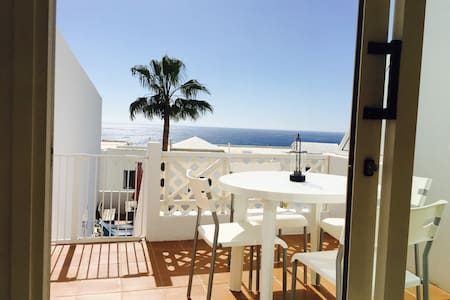 CASA MAR -4 people, views, lovely and clean - Tías - Apartemen