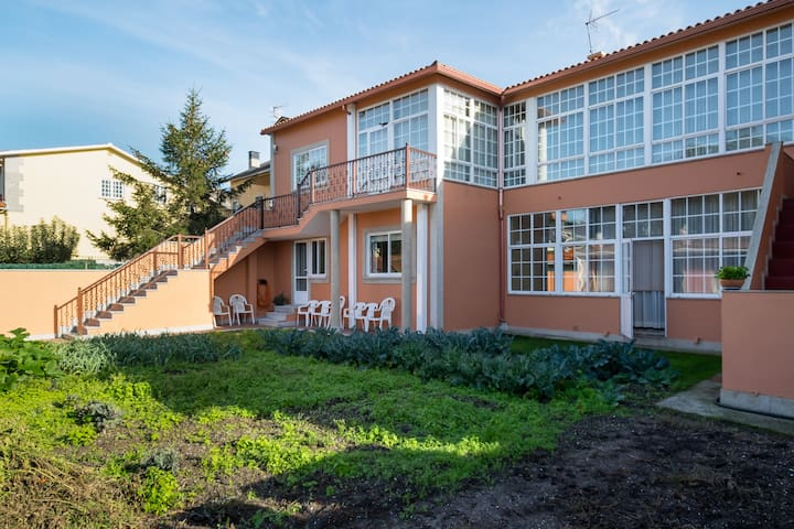 Cheerful and Beautiful lodge - Vilanova de Arousa