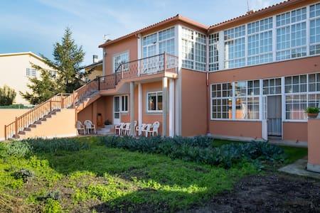 Gran casa rural en Ria de Arosa - Vilanova de Arousa