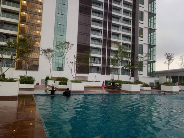 Tinaz Evo Studio Suite, Bandar Baru Bangi