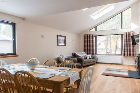 Birchtree Cottage - Carrbridge - Huis