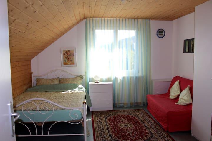 Cozy Guestroom in Schaffhausen NEAR BBC Arena - Schaffhausen - Casa