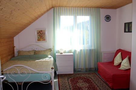 Gästezimmer (2-4P.) in der Stadt Schaffhausen - Haus