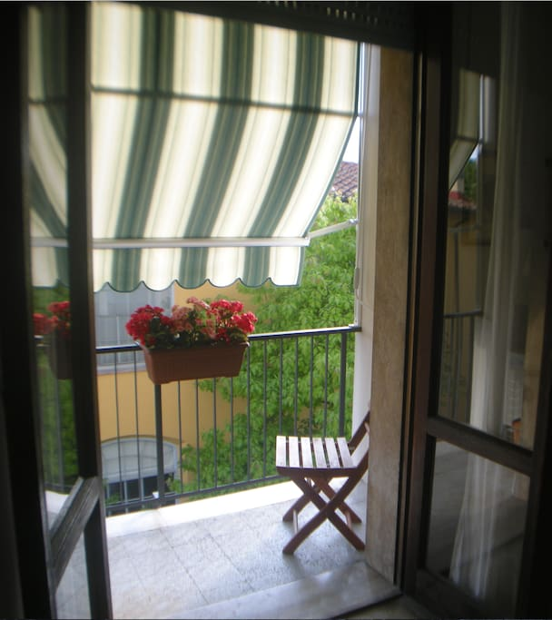 The balcony Il terrazzino