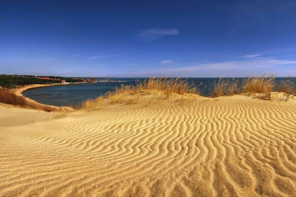 Nida dunes