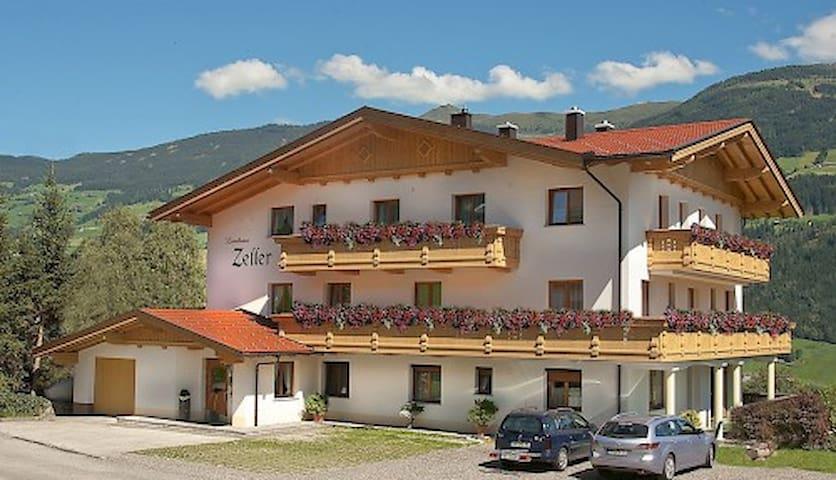 Ferienwohnung A - Bergblick - Schwaz