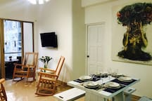 Sala-Comedor / Living-Dining room