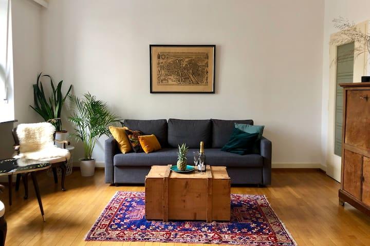 Cozy & central design apartment