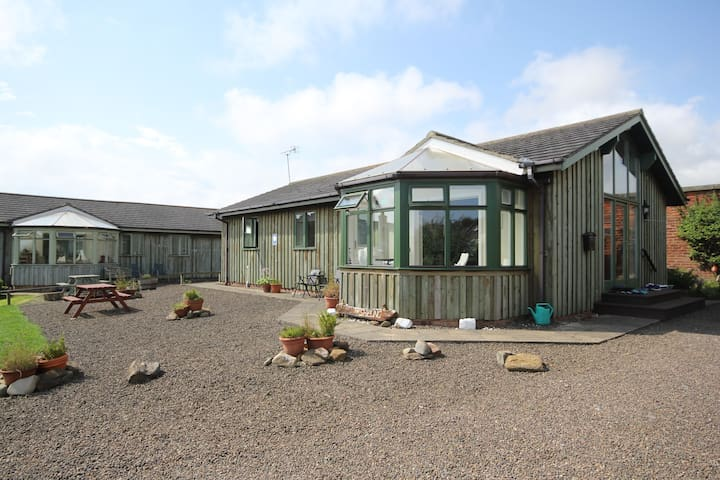 Family friendly holiday cottage