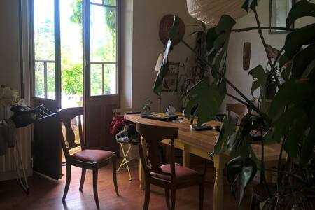Chambre dans villa centre ville - อานเนอซี - วิลล่า