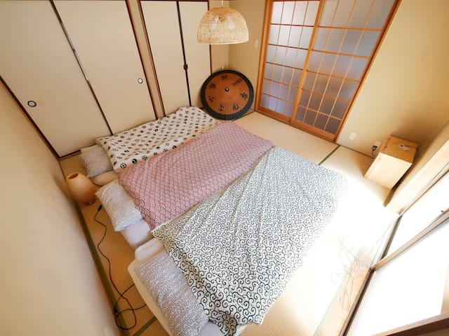 JPN stylish room@SHINAGAWA,10mins to GINZA,TOKYO - Shinagawa-ku - Lägenhet